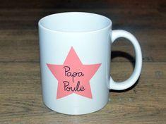 Le mug Papa Poule Tasse Anniversaire Cadeau Fête