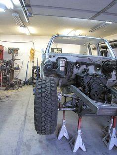Chevy Crew Cab (C3) Truck Build - Pirate4x4.Com