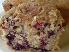 Recipe  FRESH HUCKLEBERRY Coffee Cake  So by Wearehomecrafting, $2.50