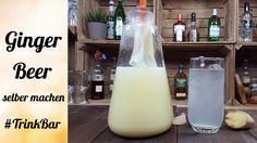Ingwerbier / Ginger Beer selber machen - Cocktail - Rezept - Trinkbar