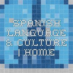 Spanish Language & Culture | Home