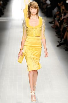 Blumarine Spring 2014 Ready-to-Wear - Collection - Gallery - Style.com