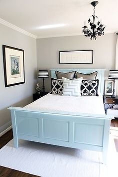 The greys are easy to live with and restful. The black patterned cushions add some interest for the eyes.. It's about more than golfing,  boating,  and beaches;  it's about a lifestyle  KW  http://pamelakemper.com/area-fun-blog.html?m