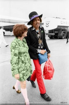 jimi hendrix. I'd wear that. Only he'd get away with though.