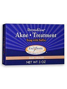 Enzymatic Therapy DermaKlear Akne Treatment Soap with Sulphur 3 oz >>> Be sure to check out this awesome product.
