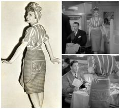 The Palm Beach Story: Rudy Vallee and Claudette Colbert