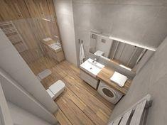 Wood like tiles! Bathroom Spa, Wood Bathroom, Bathroom Renos, Bathroom Interior, Small Bathroom, Bathroom Layout Plans, Wood Like Tile, House Rooms, Apartment Design