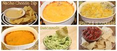 """6 dip recipes perfect for """"game day"""" #UltimateTailgate #Fanatics"""