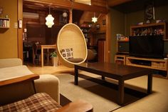 matugets の部屋「ハンギングチェア」   reroom [リルム] 部屋じまんコミュニティ