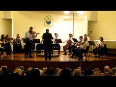 ▶ J.S. Bach Concierto para violín BWV 1042 en Mi Mayor - Rodrigo Beraldi - YouTube