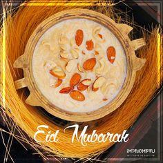 Eid Mubarak everyone! 