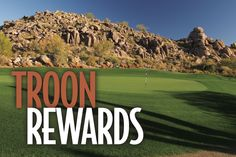 Troon Rewards Members