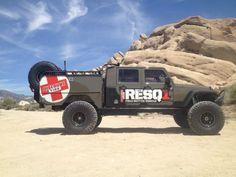 Discount Tire Vehicle Build: RESQ1 - Jeep Wrangler Forum