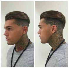 Déconnecté Guide Coupe de cheveux pour hommes