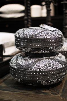 Lovely baskets!