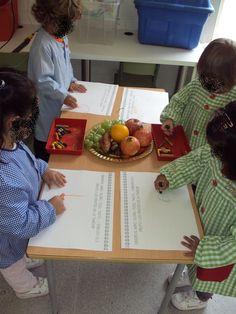 dibuix al natural de les fruites de la tardor Toddlers, Fruit, Natural, Artists, Young Children, Little Boys, Nature, Infants, Toddler Boys