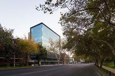 Ombu Building,© Felipe Fontecilla
