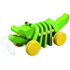 JOUET À TIRER Alligator A Tirer