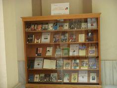 Exposición en la Biblioteca de Humanidades.