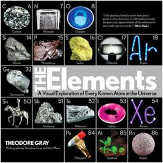 The Elements by Theodore Gray  If anyone wants to buy me a present....