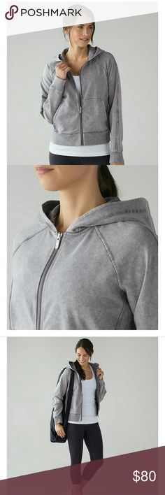 NWT Lululemon Hoodie New with tag Lululemon Loopback Hoodie.  Light Cotton Terry fabric is lightweight, naturally breathable and soft against your skin, stash your stuff in the front pockets with an interior media pocket, relaxed fit, hip length. Lululemon Tops Sweatshirts & Hoodies