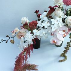 © Fjura - Simone Gooch Flora Flowers, All Flowers, Flower Petals, Fresh Flowers, Beautiful Flowers, Green Nature, Ikebana, Foto E Video, Floral Wedding