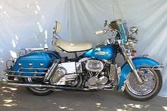 1968 Harley 1200cc FLH Electra Glide I have always wanted one like this