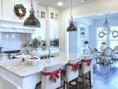 Beautiful Homes of Instagram: Christmas Special