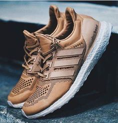 This Custom adidas Ultra Boost Sports a Hender Scheme Inspiration Sneakers Mode, Casual Sneakers, Sneakers Fashion, Fashion Shoes, Runway Fashion, Adidas Sneakers, Fashion Trends, Mens Fashion, Fashion Outfits