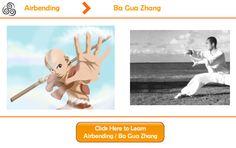 Learn Airbending Ba Gua Zhang