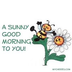 Ladybugs, Ladybugs - Page Three Good Morning Honey, Good Morning Images, Bee Happy, Happy Day, Bee Quotes, Page Three, Crochet Stitches Free, Bee On Flower, Another Man