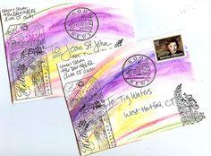 Mail Art | Flickr - Photo Sharing!