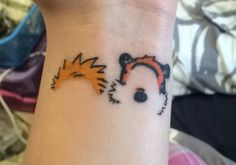 Calvin and Hobbes to remember the child in me :)