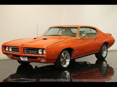 '69 GTO Judge.
