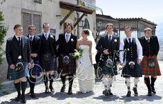 matrimonio scozzese gruppo
