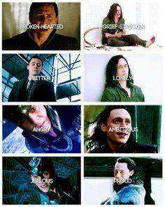 Loki feels...