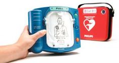 Automated External Portable Defibrillator or AED