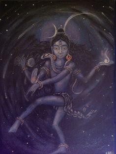 ॐ ❤ Der tanzende Shiva