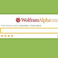 WolframAlpha lär lösa alla #ekvationer http://www.wolframalpha.com/ #kultjänst måste testas!...