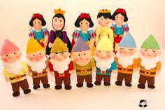 Ei Menina!: Branca de Neve