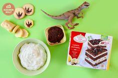 #Dinosaurier #Kindergeburtstag #Dino #Tipp #Mottoparty #Fußspuren #Fossilien #Kuchen #Kekse  #DIY #Kidsbirthday #Dinosaur #fossil #cake