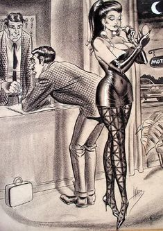 bill ward cartoons debbie - Yahoo Image Search Results Bill Ward, Good Girl, Pin Up, Trophy Wife, Sexy Cartoons, Vintage Comics, Illustrators, Fantasy, Retro