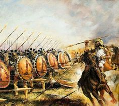 Classical Greece and Ancient Greek Warfare - The Battle of Plataea and its Significance Greek History, Roman History, Ancient History, Battle Of Plataea, Alter Krieger, Sparta Greece, Greco Persian Wars, Rome Antique, Classical Greece