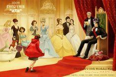 Disney Princess on the Bachelor
