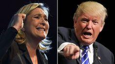 Trump: Nouveau Gourou du FN ?