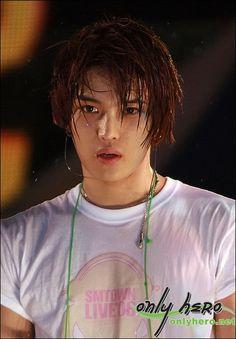 """080815 東方神起 """"SMTOWN LIVE '08 in SEOUL:エンディング"""" (ジェジュン)"""