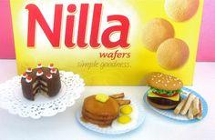 Lindsay Ann Bakes: Nilla Wafer Mini Food