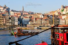 the Douro River and Ribeira (Porto, Portugal) (1) Posted on February 3, 2015 by Gail at Large