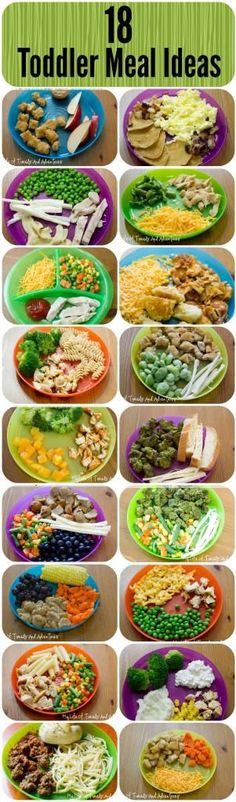 Easy toddler meal