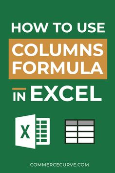 Microsoft Excel, Financial Modeling, Software Apps, Computer Basics, Columns, Being Used, Programming, Computers, Accounting